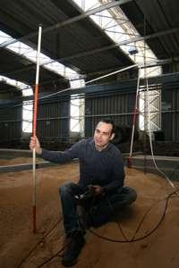 Researchers Can Detect Tunnel Excavation With Fiber Optic Cables