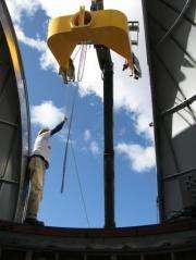 University of Utah celebrates telescope's 'first light'