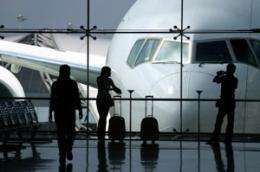 Researchers use math to reduce jet lag