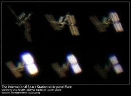 Space Station Marathon