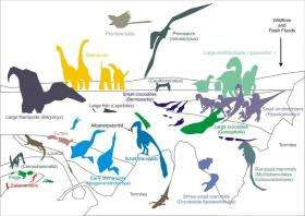 Nearly 50 new species of prehistoric creatures discovered in record time