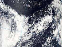 NASA captures a visible image of Cleo's new eye