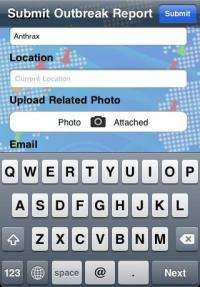 New iPhone app 'Outbreaks Near Me' locates H1N1 (swine flu), infectious diseases