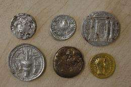 Largest-ever collection of coins from Bar-Kokhba revolt found