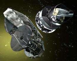 Herschel and Planck