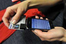 Twitter co-founder takes aim at mobile payments (AP)