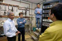 Researchers create all-electric spintronics