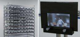 Latest 3D TV Technology Offers Interactive Control
