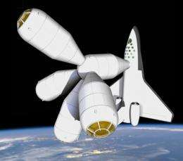 Space hotel taking bookings for 2012 opening