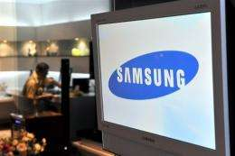 Samsung Electronics has announced its first-quarter net profit fell more than 70% year-on-year