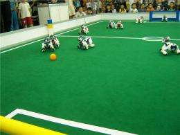 RoboCup competition