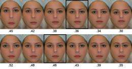 Researchers discover new 'golden ratios' for female facial beauty