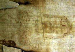 Researcher says text proves Shroud of Turin real (AP)