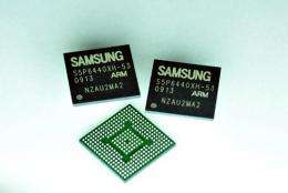 Samsung Introduces New 45nm Application Processor
