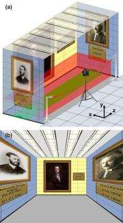 Invisibility visualized: German team unveils new software for rendering cloaked objects