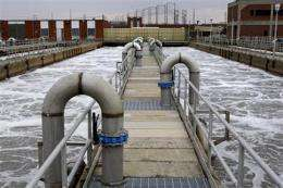 AP IMPACT: Tons of released drugs taint US water (AP)