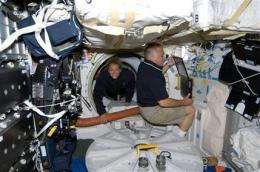 Astronauts answer YouTube questions from space (AP)