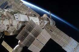 Astronauts pack trash, surplus gear for ride home (AP)