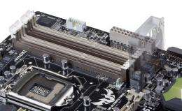 ASUS Unveils First TUF Series Motherboard