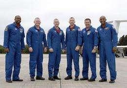 Atlantis Launch Countdown Begins Today
