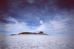 Belgium's Princess Elisabeth base in Antartica
