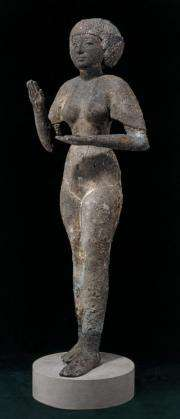 Bronze Egyptian Statue