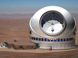 China Joins Thirty Meter Telescope Project