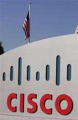 Cisco raises bid for Tandberg to $3.4 billion (AP)