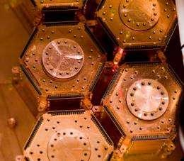 Closing in on dark matter?