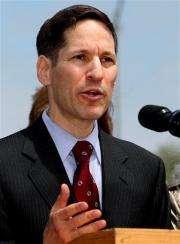 Crusading NY health chief picked to head CDC (AP)