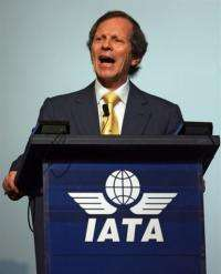 Director general and CEO of the International Air Transport Association Giovanni Bisignani