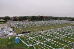 Draft NIST report on Cowboys facility collapse released for comment