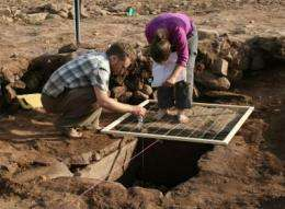 Early Bronze Age grave discovered in Perthshire