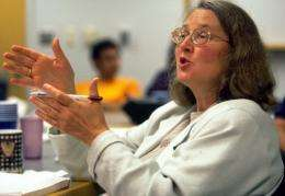 Elizabeth Blackburn said she knew when they made their discovery that they were on to something big