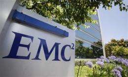 EMC wins bid contest in $2.1B deal for Data Domain (AP)