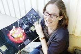 World's biggest scientific experiment pops up in print