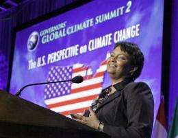 EPA moves to regulate smokestack greenhouse gases (AP)