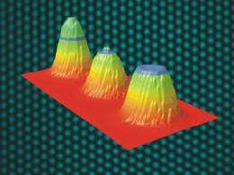 Experiment reveals dramatic transition from conductor to insulator