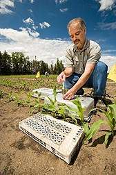 Farms, Fertilizers and Greenhouse Gas Emissions
