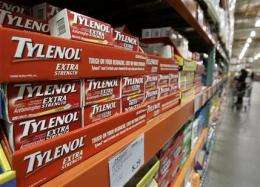 FDA panel to vote on painkiller restrictions (AP)