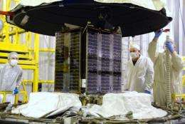 Final look at ESA's SMOS and Proba-2 satellites