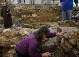 First Jesus-era house discovered in Nazareth (AP)