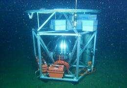 First sea trials for deep-ocean robotic DNA lab