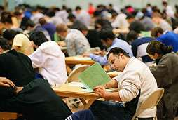 Five tips for stress-free exams