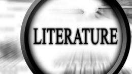 Formula to detect an author's literary 'fingerprint'