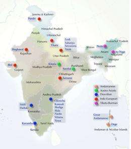 Genomic research shows Indians descended from two groups