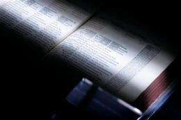 Google digital book ambitions hinge on settlement (AP)