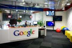Google's offices in Washington, DC