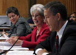 HHS' Sebelius: Ample flu vaccine will be available (AP)
