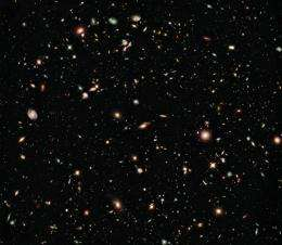Hubble's deepest view of universe unveils never-before-seen galaxies